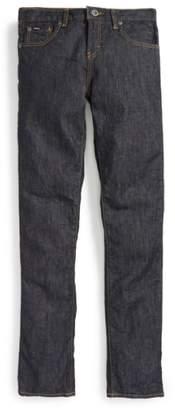 RVCA 'Daggers' Slim Fit Jeans