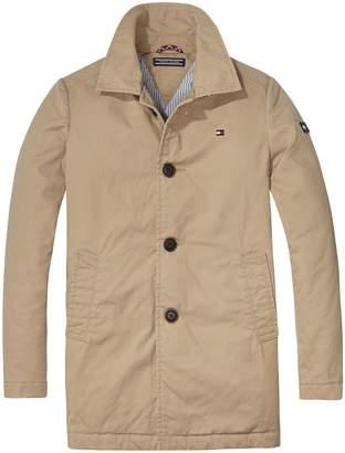 Tommy Hilfiger TH Kids Mac Coat
