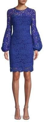 Elie Tahari Shayla Lace Dress
