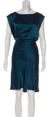 Nili Lotan Sleeveless Midi Dress