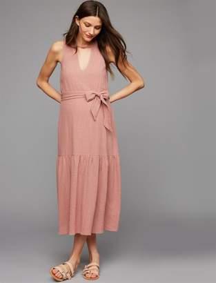 Rachel Pally Tiered Maternity Dress