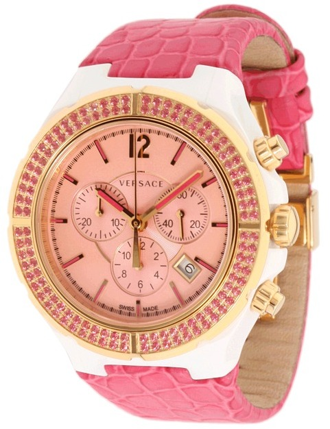 Versace DV One Cruise 28CCP15D111 S111 (Pink) - Jewelry