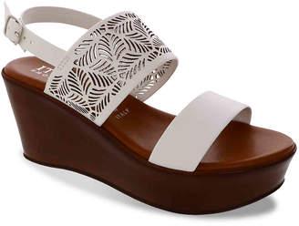 Italian Shoemakers Shary Wedge Sandal - Women's