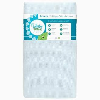 Naturepedic Lullaby Earth Breeze 2- Stage Crib Mattress - Blue