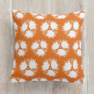 Flower Dance Self-Launch Square Pillows