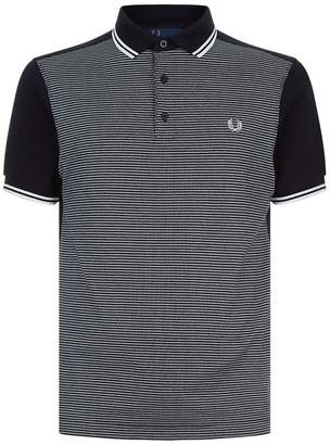Fred Perry Jacquard Polo Shirt