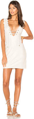 Marysia Swim Amagansett Tie Dress in Cream $373 thestylecure.com