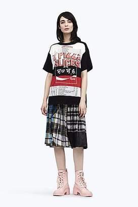 CONTEMPORARY Plaid Skirt