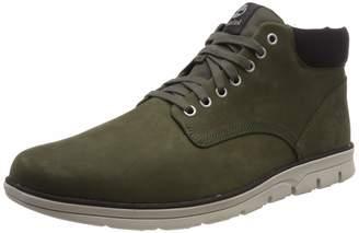 Timberland Men's Bradstreet Leather Sensorflex High-top Sneakers