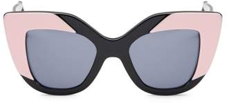 Illesteva Juliette 42MM Cat Eye Sunglasses