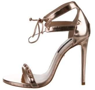 Ruthie Davis Elizabeth Lace-Up Sandals