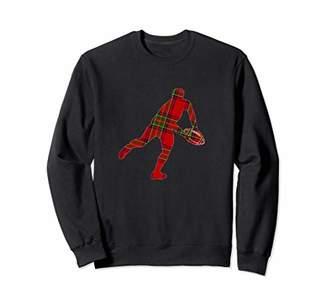 Rugby Tartan crewneck sweatshirt Xmas-Pajamas Gift