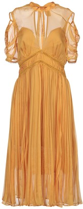 Self-Portrait Knee-length dresses