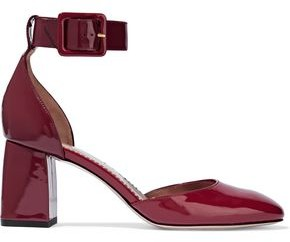 RED Valentino Patent-Leather Pumps