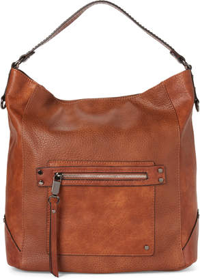 Urban Expressions Tan Cayson Hobo Bag