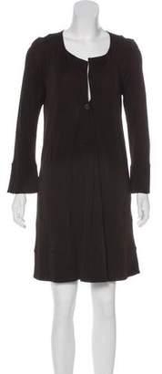 Diane von Furstenberg Gaby Long Sleeve Dress