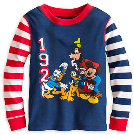 Disney Mickey Mouse and Friends PJ Pal for Boys