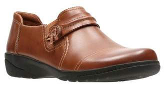 Clarks Cheyn Madi Leather Slip-On Loafer - Wide Width Available