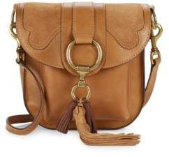 Frye Ilana Leather Saddle Bag