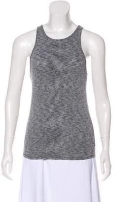 Rag & Bone Sleeveless Rib Knit Top