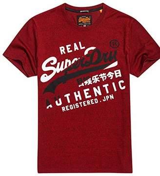 Superdry Men's T-Shirt Vintage Authentic TEE