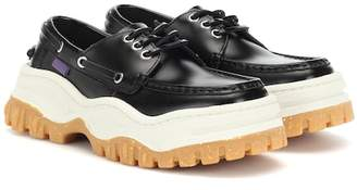 Eytys Mykonos leather loafers