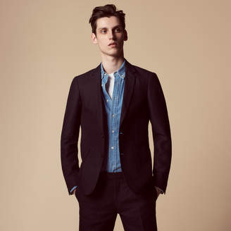 Sandro Linen suit jacket