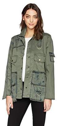 True Religion Women's Military Jacket