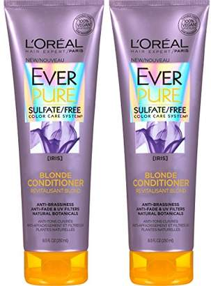 L'Oreal Hair Care Ever Pure Blonde Conditioner Sulfate Free