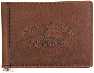 John Deere Mens Front Pocket Wallet
