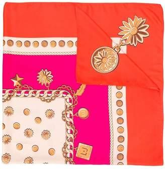 Liu Jo multi-print foulard