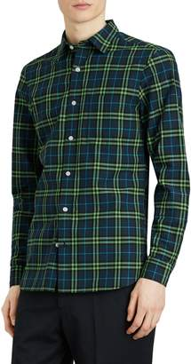 Burberry Alexander Woven Check Sport Shirt
