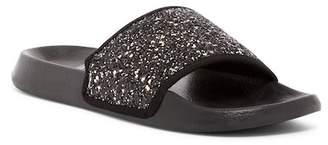 L4L Sparkle Glitter Slide Sandal