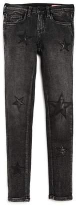 Blank NYC BLANKNYC Girls' Star-Patch Jeans - Big Kid
