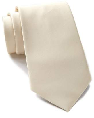 Nordstrom Rack Silk Dover Solid Satin XL Tie