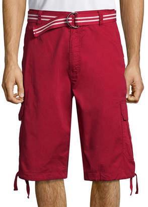 Akademiks Twill Cargo Shorts
