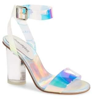 Jeffrey Campbell Clear Heel Sandal