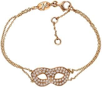 Vanessa Tugendhaft Pink gold bracelet