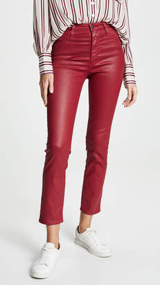 AG Jeans The Leatherette Isabelle Jeans
