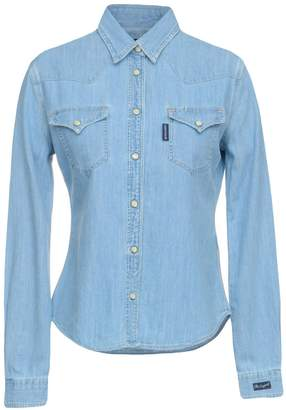 Hydrogen Denim shirts - Item 42673341FA