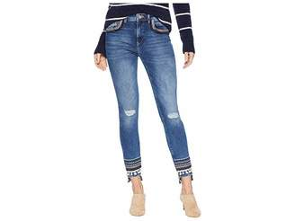 Mavi Jeans Tess Jeans in Dark Desert Deco Women's Jeans