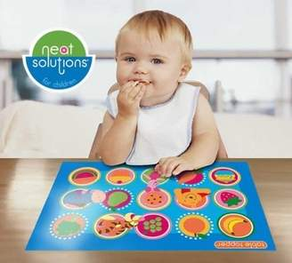 Neat Solutions Disney Pooh Table Topper Disposable Stick-in-Place Placemats, 100-count