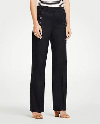 Ann Taylor Tall Wide Leg Sailor Pants