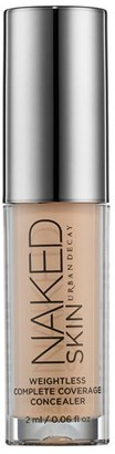 Urban Decay Naked Skin Weightless Complete Coverage Concealer - Medium Light Neutral $12 thestylecure.com