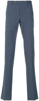 Pt01 micro houndstooth chino trousers