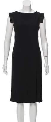 Sonia Rykiel Sleeveless Midi Dress