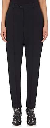 Isabel Marant Women's Jo Cuffed Wool Pants