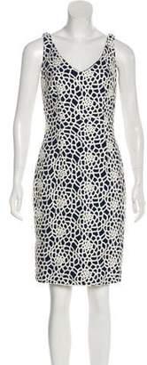 Ralph Lauren Lace Knee-Length Dress