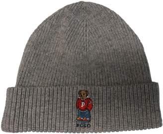 Ralph Lauren Polo Men's Polo Bear Hat Skull Cap