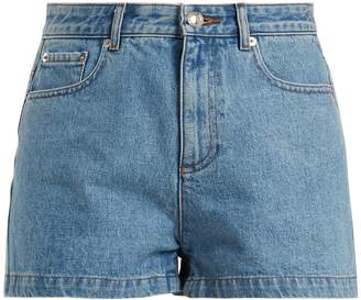 A.P.C. High Standard denim shorts